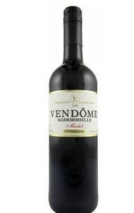 VENDOME MERLOT WIJN 0% ALCOHOL