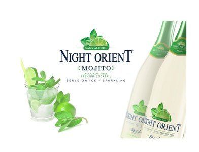 VENDOME NIGHT ORIENT MOJITO 0.75