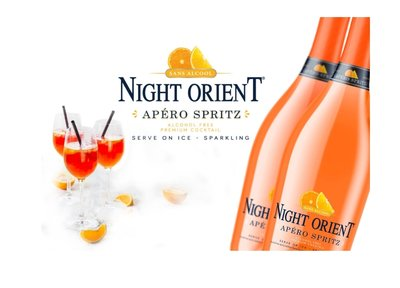 VENDOME NIGHT ORIENT APEROL COCKTAIL 0%
